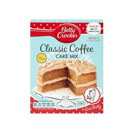 Betty Crocker Classic coffee cake mix