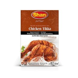 Shan Chicken Tikka 50g BBQ mix
