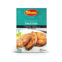 Shan Fried Fish mix 50g