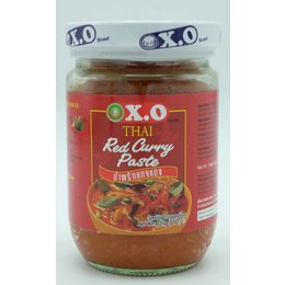 X.O Thai Red Curry paste 227 gram