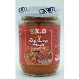 X.O Thai Red Curry paste 227 gram