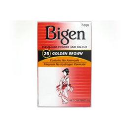 Bigen Hair dye 26 Gold Brown