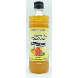 Lekker Bekkie Milde, fruitige pepersaus 500ml