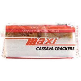 Maxi Cassava crackers 350 gram