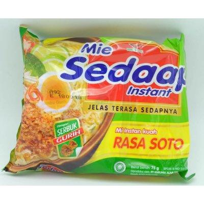 Mi Sedaap Mie Sedaap Soto flavor 40 pcs
