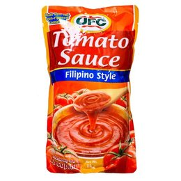 UFC Tomato Sauce - Filipino style 1 kg