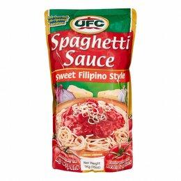 UFC Spaghetti Sauce - Sweet Filipino style 1 kg