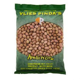 Ambition unbaked and unsalted fleece peanuts 1kg