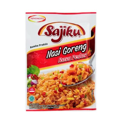 Sajiku Nasi Goreng rasa pedas 20g