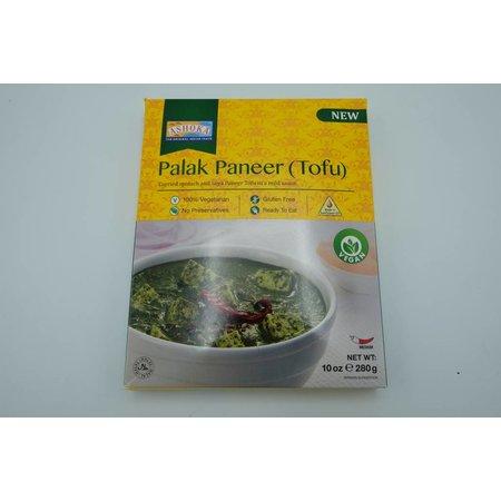 ashoka Ashoka Palak Paneer (tofu)