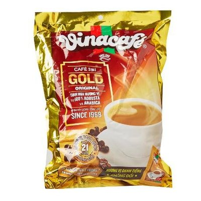 Vinacafe Gold Original 3 in 1; 24 sachets