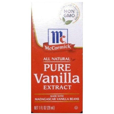Vanilla Extract McCormick 1fl oz 29ml