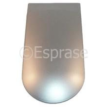 Deksel bonenreservoir (zilver, bol)