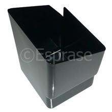Residubak Titanium zwart