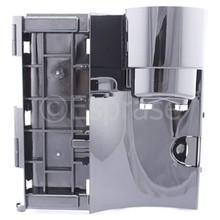 Voordeur met koffieuitloop EAM2 - EAM3 - ESAM2 - ESAM 3 (zwart)