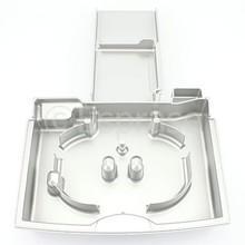 Lekbak ECAM23.450S (zilver)