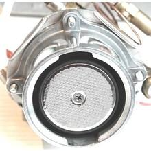 Filter houder koppeling