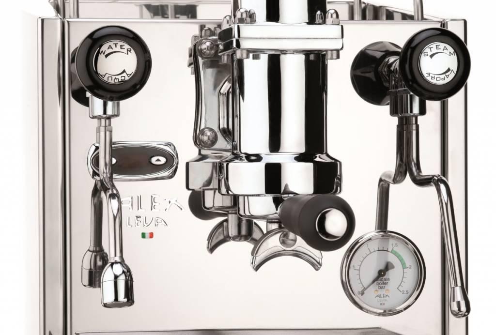Izzo Alex Duetto 3 Dual Boiler Espresso Machine Review