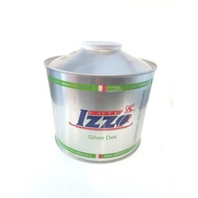 IZZO Silver DECK Decaffeinated coffee beans 1kg tin