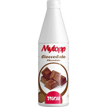 Topping chocolate 1000ml