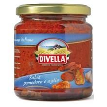 Saus tomaat en knoflook 280gr