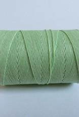 gewachstes Leinengarn 4 ply, Farbe 11 mint green