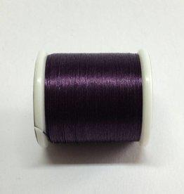 Perlenfaden KO / Miyuki, Farbe plum