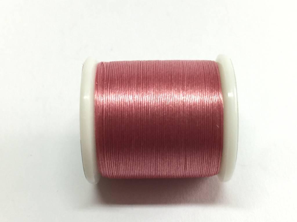 Perlenfaden KO / Miyuki, Farbe pink