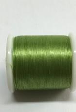 Perlenfaden KO / Miyuki, Farbe hellgrün