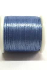 Perlenfaden KO / Miyuki, Farbe hellblau