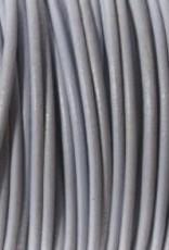 Lederkordel rund Ø 1,5 mm, horizon
