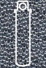 Metallperlen 11/0 - Heavy Metal Seed Beads - zinc