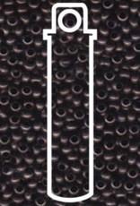 Metallperlen 8/0 - Heavy Metal Seed Beads - dark copper