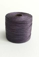 BeadSmith Super-Lon Nylongarn Standard TEX 210, Farbe 54 lilac