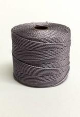 BeadSmith Super-Lon Nylongarn Standard TEX 210, Farbe 55 dark lavender