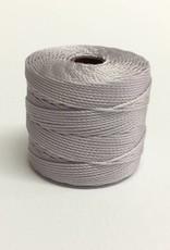 BeadSmith Super-Lon Nylongarn Standard TEX 210, Farbe 56 pale lavender