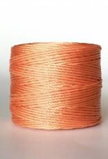 BeadSmith Super-Lon Nylongarn Standard TEX 210, Farbe 75 pumpkin