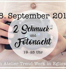 Schmucknacht - Freitag, 8.9.2017