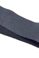 Lederstreifen 3 cm  für Sami Armband, Farbe schwarz