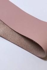 Lederstreifen 3 cm  für Sami Armband, Farbe altrosa