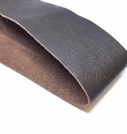 Lederstreifen 3 cm für Sami Armband, Farbe dunkelbraun