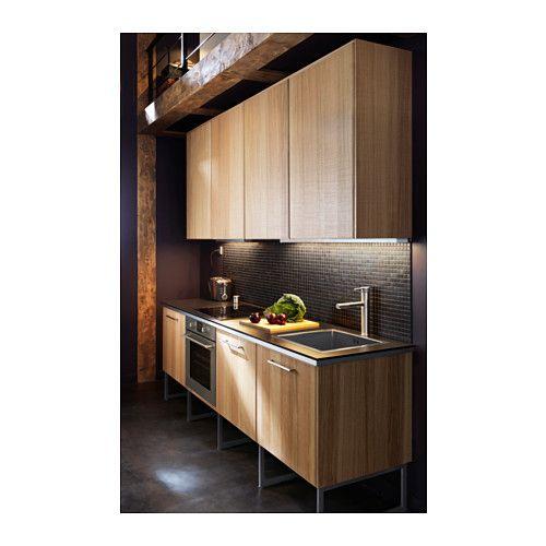 Ikea Keuken Eiken: Keukens een ritmeester keuken met vleugje ikea ...