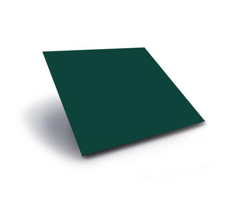 ACP (Aluminium composiet panels) 1000 x 2000 x 3,0mm - Groen (RAL 6009)