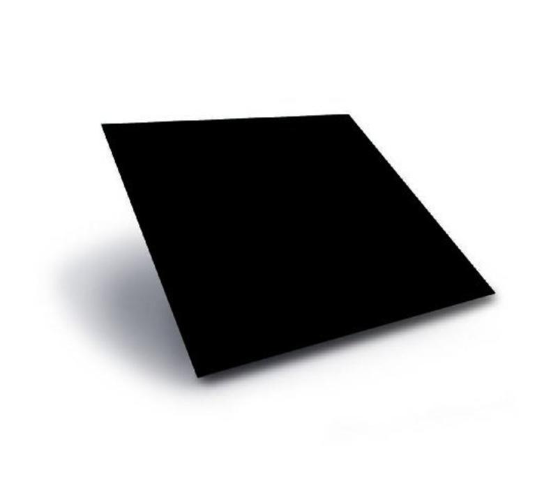 ACP (Aluminium composiet panels) 1000 x 2000 x 3,0mm - Zwart (RAL 9005)
