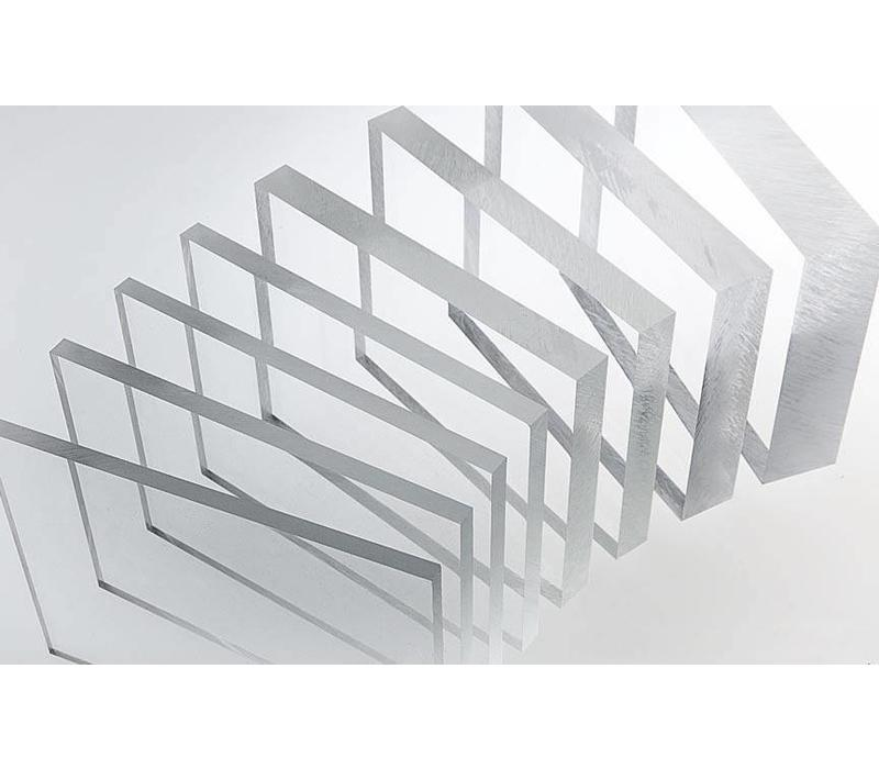 XT (Plexiglas acrylaat) Platen 1013 x 2050 x 3,0mm