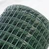 Esaplax Esafort Gaas 12,7 x 12,7 x 1,3 mm - 0,9 mm geplastificeerd gaas (Groen) - Lengte: 25 meter