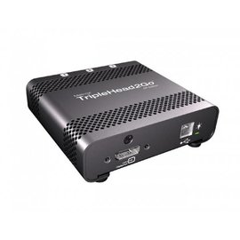 Matrox Triple Head 2GO DP edition bij MY Facilities