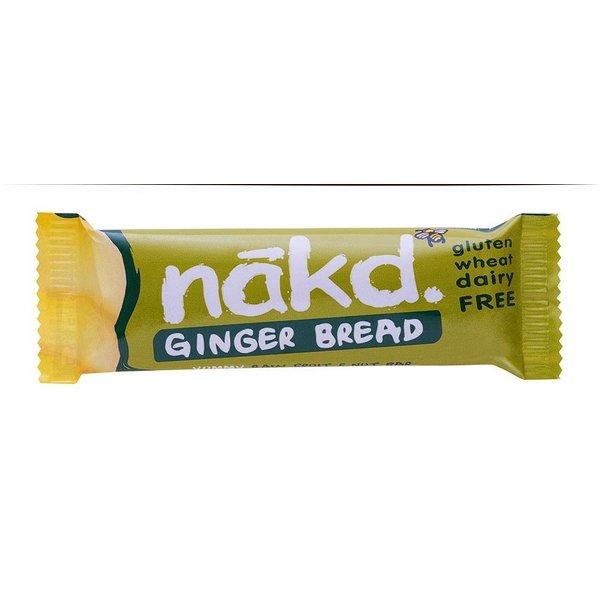 Nakd - 'Ginger Bread' Bar, 35g