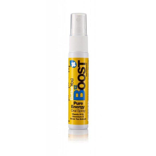BetterYou - B12 Boost Pure Energy Mundspray, 25ml