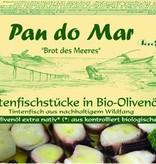 Pan do Mar Pan do Mar - Tintenfischstücke in Olivenöl, 120g